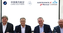 New strategic network partnership with China Southern Cargo